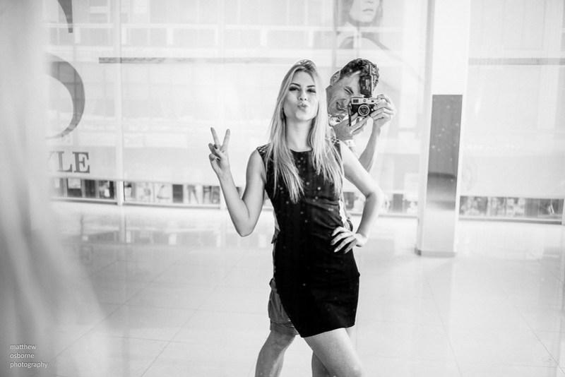 Leica M 240 Selfie