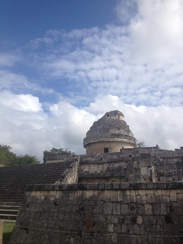 Mayan Temple, Xichen-Itza, Yucatan