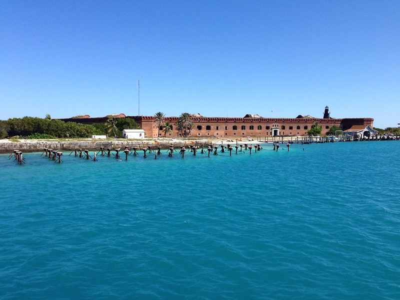 Snorkeling at Dry Tortugas, Key West, Florida