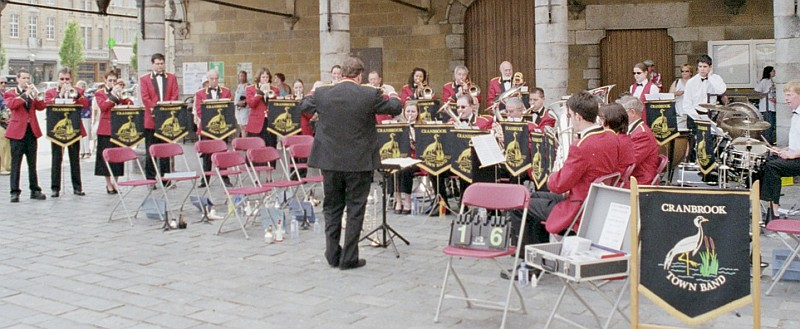 Band Tour to Bruges