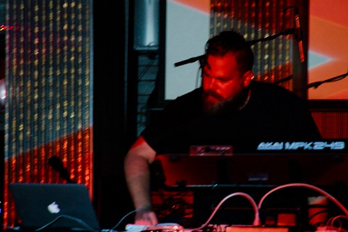 Com Truise May 18th 2016