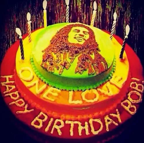 Happy Birthday Bob Marley 70th Year Anniversary Onelove Flickr