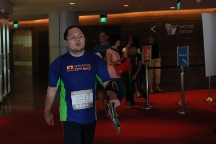 Nathan Singapore City Race 2014