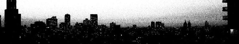 Dark City Panorama