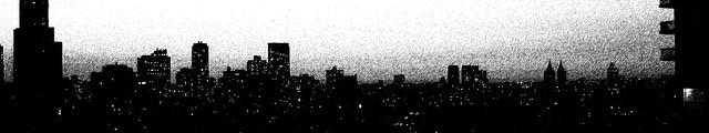 Dark City Panorama