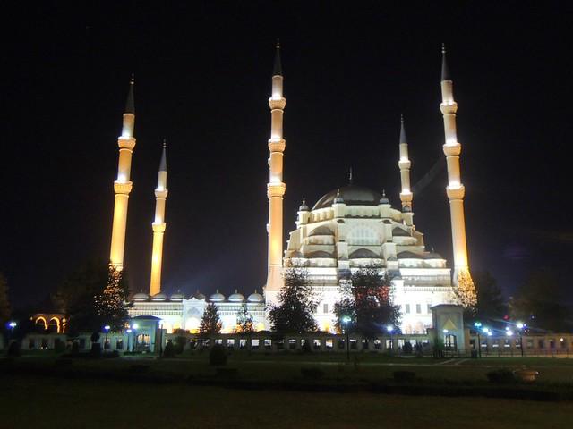 Sabancı Merkez Camii by bryandkeith on flickr