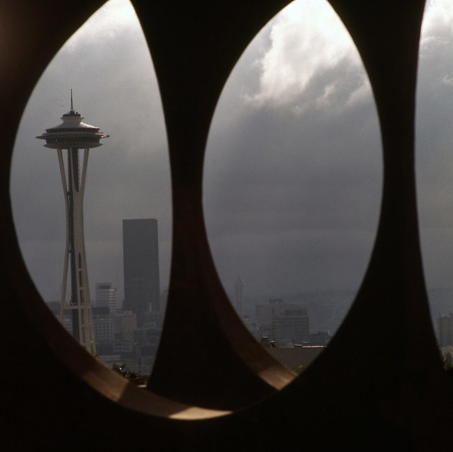 View of The Needle