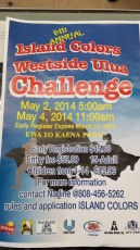 2014-02-25 - 6th Annual Island Colors Westsite Ulua Challenge