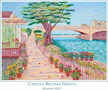 2001 - A Capitola Water Odyssey