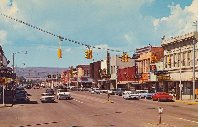 Main Street - Montrose, Colorado