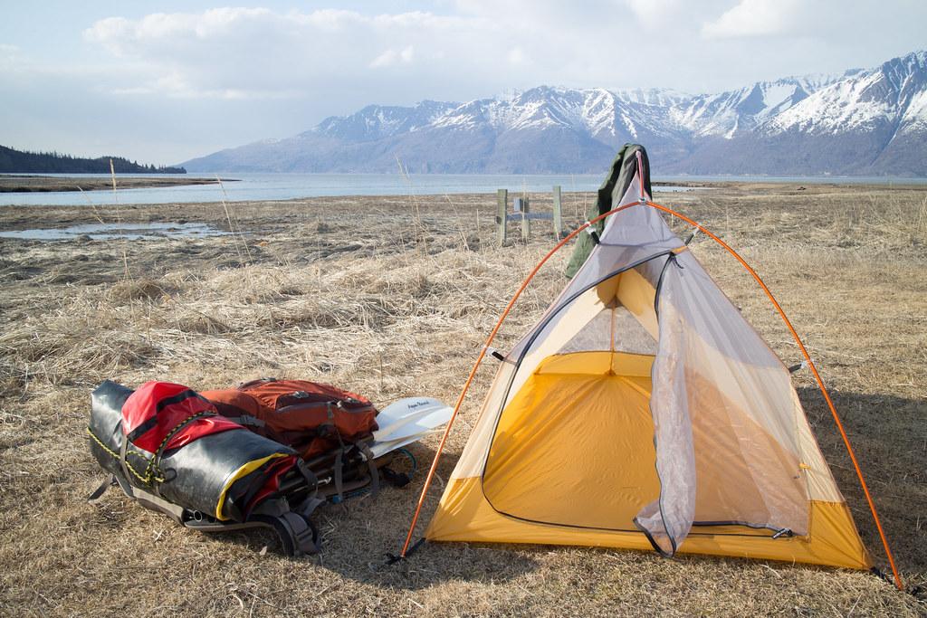 Camped in Hope
