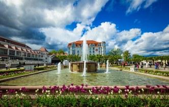 Fountain in Sopot