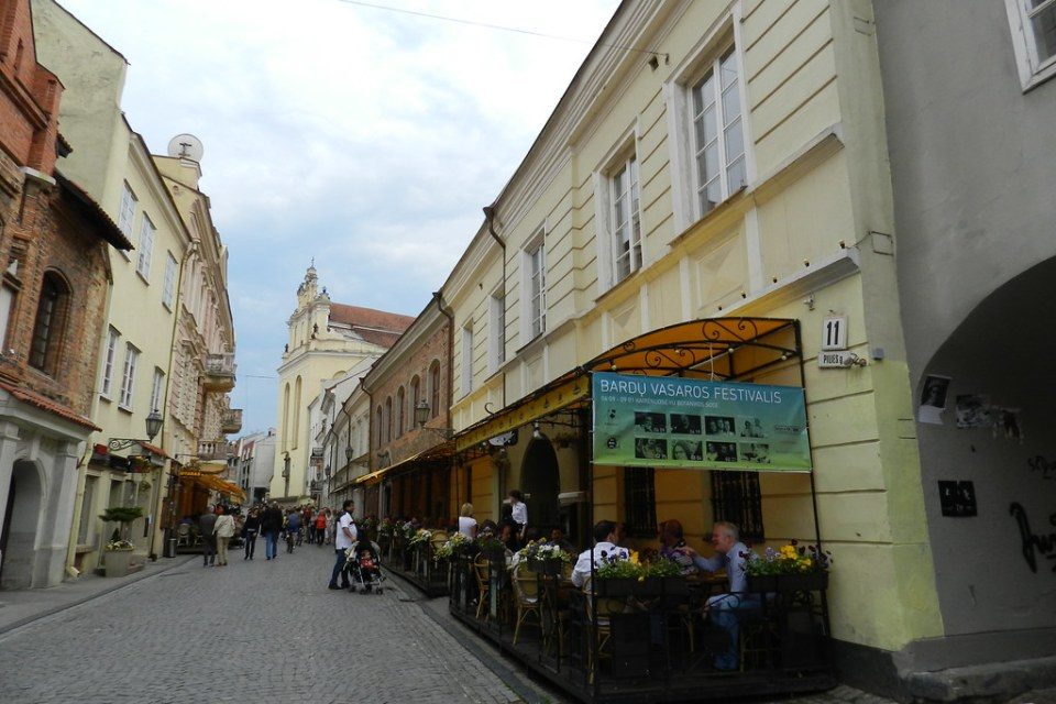 calle Pilies Vilna Lituania 06