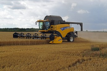 Combining near Elsham Top Lodge
