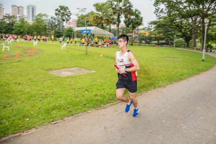 The Great Relay Singapore 2016