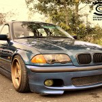 Bmw E46 Touring Stance Chris Brown Flickr