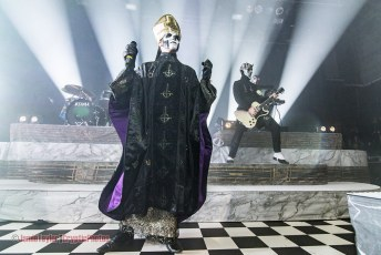 Ghost + Marissa Nadler @ The Vogue Theatre - October 13th 2016