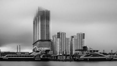 Cloudy Grand Bay Pluit Apartment