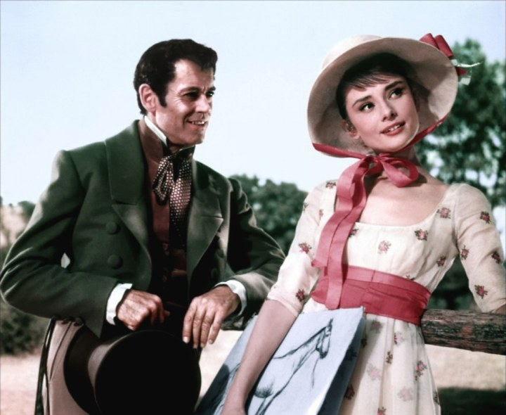 Image result for war and peace 1956