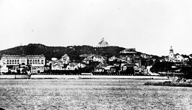 Tsingtao, 1914