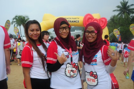 Hello Kitty Run 2014