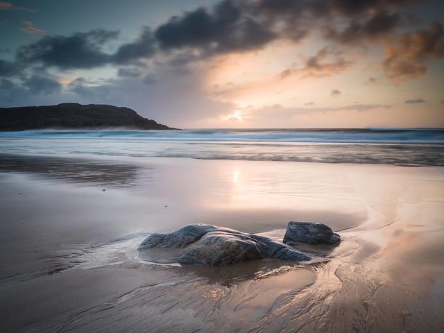 Dalmore Sunset, Isle of Lewis