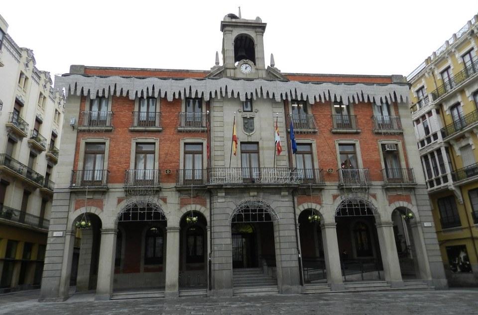 Casa de las Panaderas y sede del Ayuntamiento de Zamora Ciudad 18