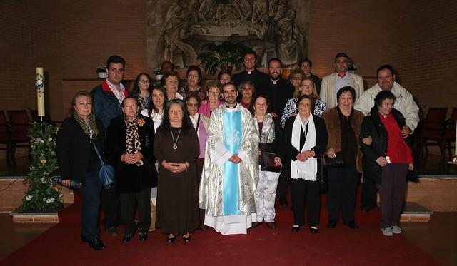 XX aniversario apostolado de Fátima en Fuenlabrada