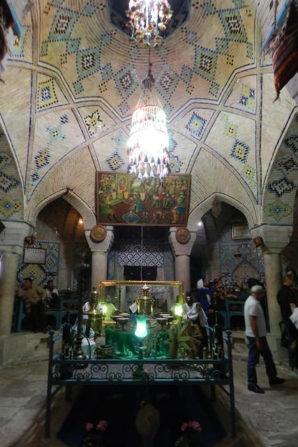 Toma del Te en Kerman Irán 03
