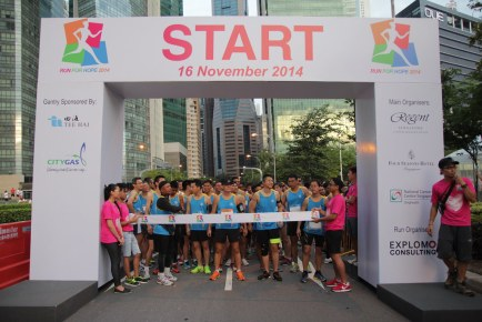 Run For Hope 2014
