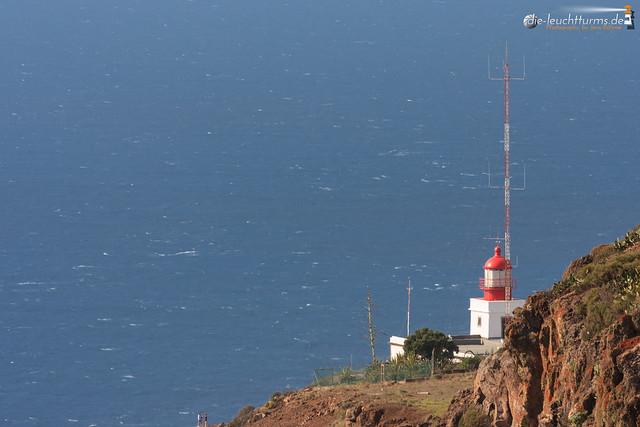The Lighthouse of Ponto do Pargo