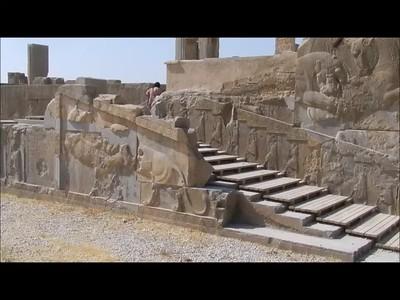Persépolis Irán video 04