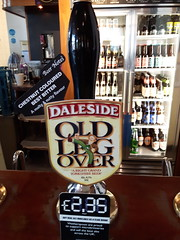 Old Leg Over_Beer Pump_The City Arms Pub_Earlsdon_Coventry_May16