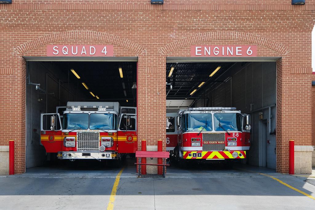 Squad 4 Engine 6 Sean Davis Flickr