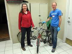 2014 32 Bike Clinic donation_300