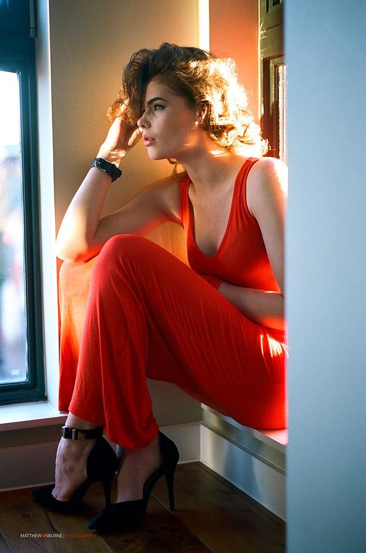 Kodak Portra Analogue Fashion