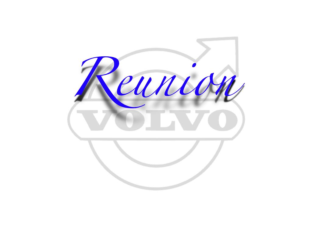 Volvo Reunion
