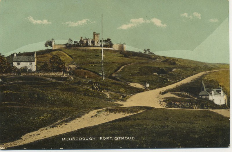 Rodborough Fort 45