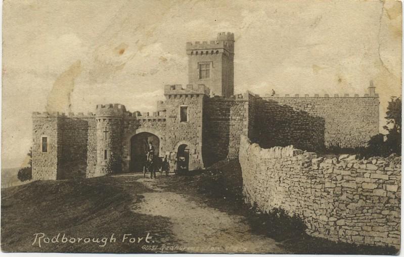 Rodborough Fort 4
