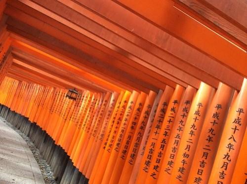 Senbon Torii, Fushimi Inari-taisha