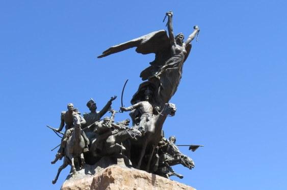 Resultado de imagen para monumento al ejercito de los andes