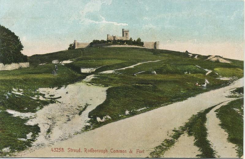 Rodborough Fort 38