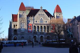 Rautatientori Square