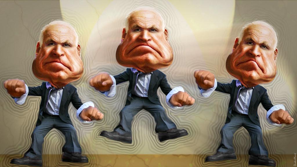 John McCain #VetsForTrump