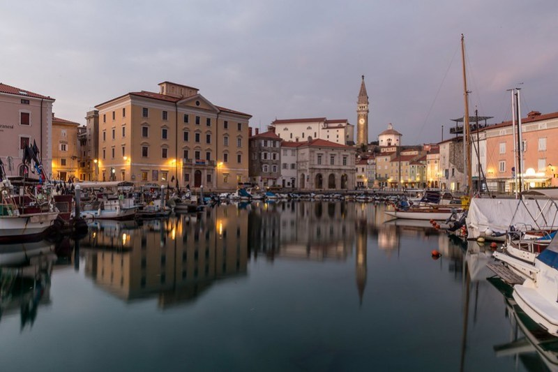 Piran reflection