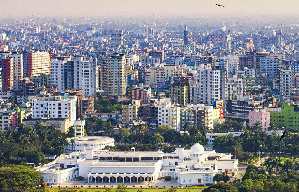 Presidential Palace, Dhaka, Bangladesh