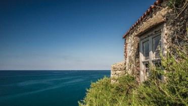 Casetta sul mare a Cefalù