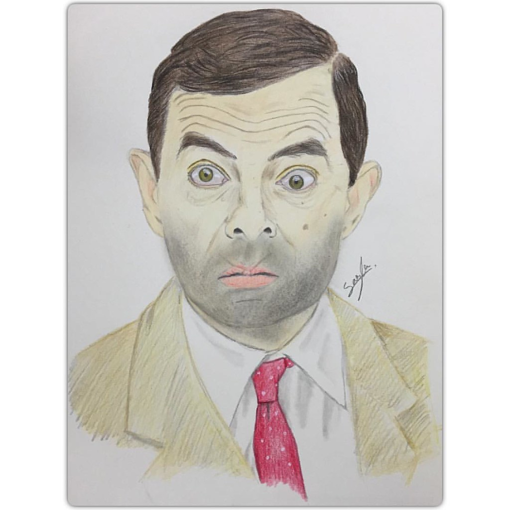 Back To School Mr Bean Worksheet