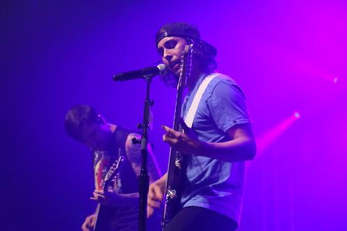 Pierce The Veil - San Francisco, CA Sept. 3, 2016