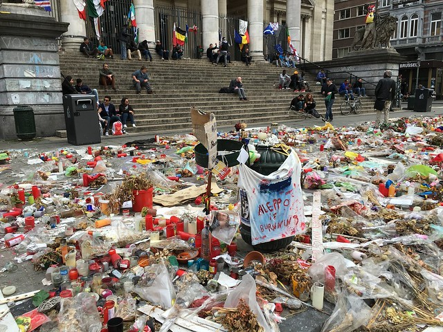 De Beurs van Brussel als vredestempel